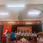 Liên đội trường THCS Quảng Long tổ chức Đại hội đại biểu (nhiệm kì 2020-2021)
